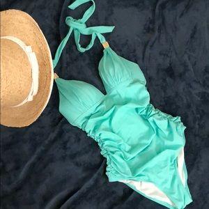 Summer sale!! VS gorgeous aqua one piece 👙🏖